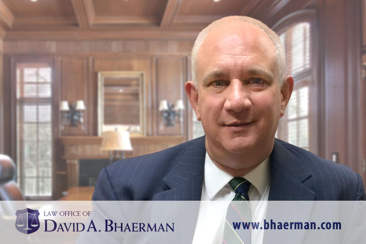 David A. Bhaerman, Bankruptcy Attorney with offices in Pickerington and Lancaster, Ohio